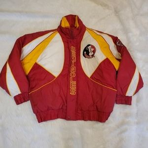 Vintage Florida State Seminoles Daniel Young Coat